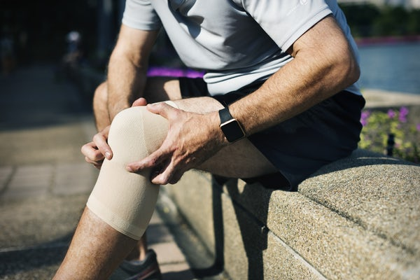 Feeling Pain in the Front of Your Knee? [Here's Why]