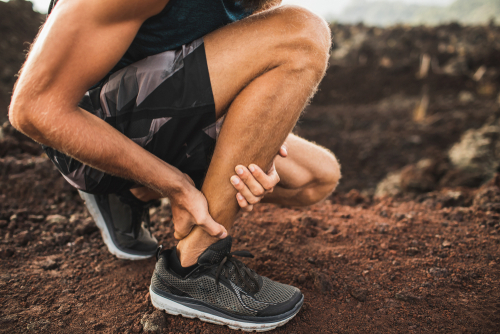 DO YOU HAVE ACHILLES TENDINITIS?